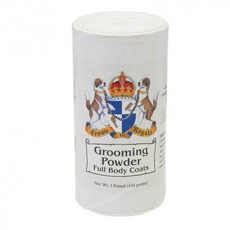 Polvos de Grooming Crown royale 450g