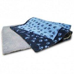 Collar Piedras Azul 45cm