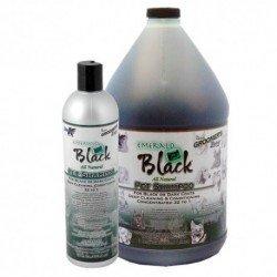 Champú Realzador de Tonos Oscuros Emerald Black de Double K 473 ml.