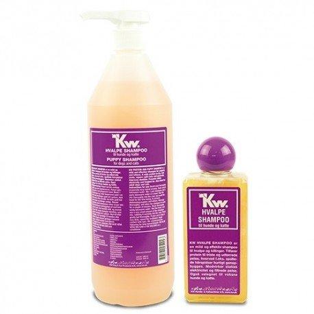 Champú de Cachorros y Proteínas Kw. 1000 ml.