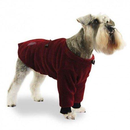 Abrigo Runner rojo