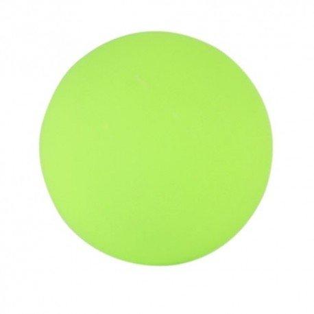 Pelota especial verde fluorescente