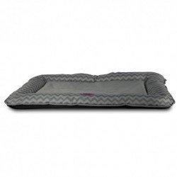 Abrigo +Trek Breathe Comfort Gris - 75 cm.