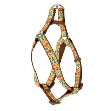Juguete cuerda camuflaje estrella con 4 nudos, 38 cm