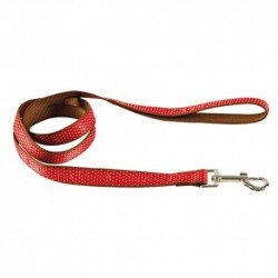 Arnés nylon rojo - varias medidas