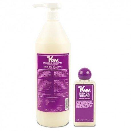 Champú de Aceite de Visón Kw. 1000 ml.