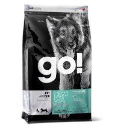Pienso Go! Fit + Free para perros