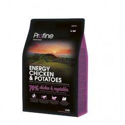 Pienso Profine Energy Chicken & Potatoes para perros